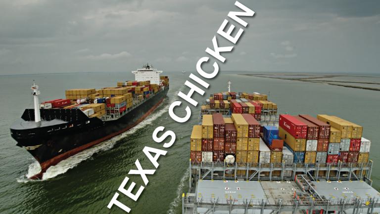 The Texas Chicken